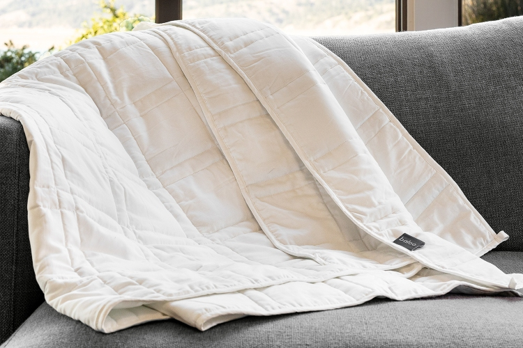 Deal: Always Wanted a Weighted Blanket? Huckberry Has Them on Sale.