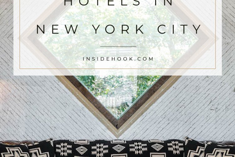 Best Small Hotels NYC