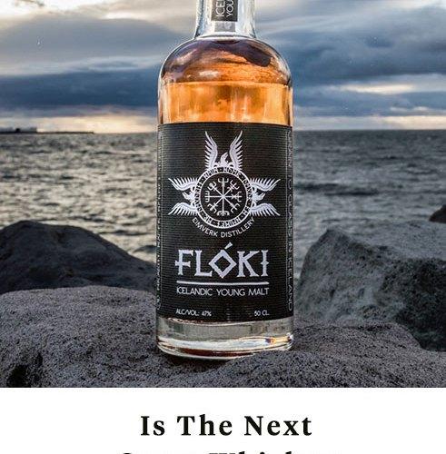 floki icelandic whiskey brand