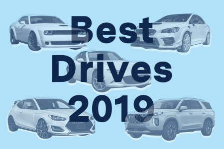 best cars test drives 2019