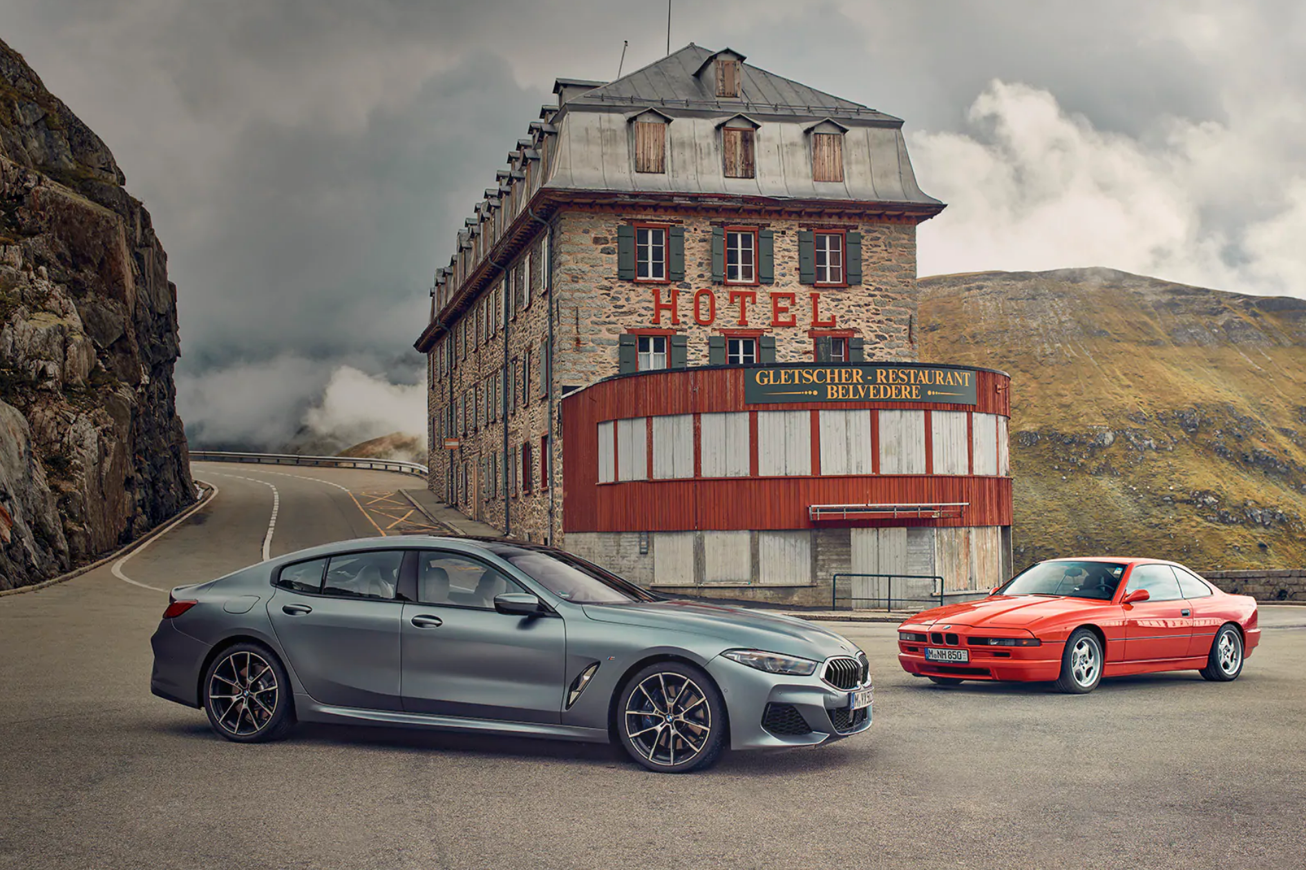 bmw m850i gran coupe