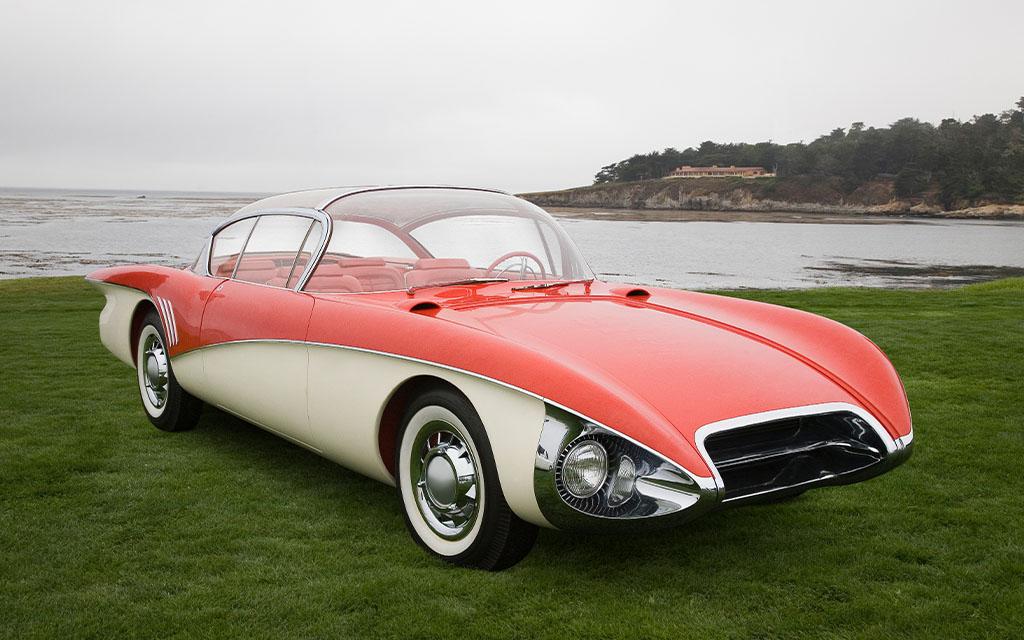 Buick 1956 centurion concept