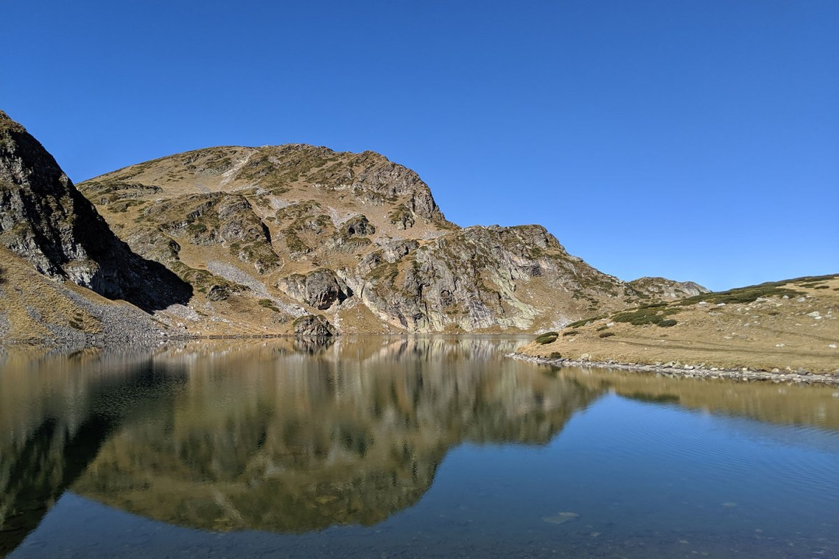 Bulgaria Seven Rila Lakes