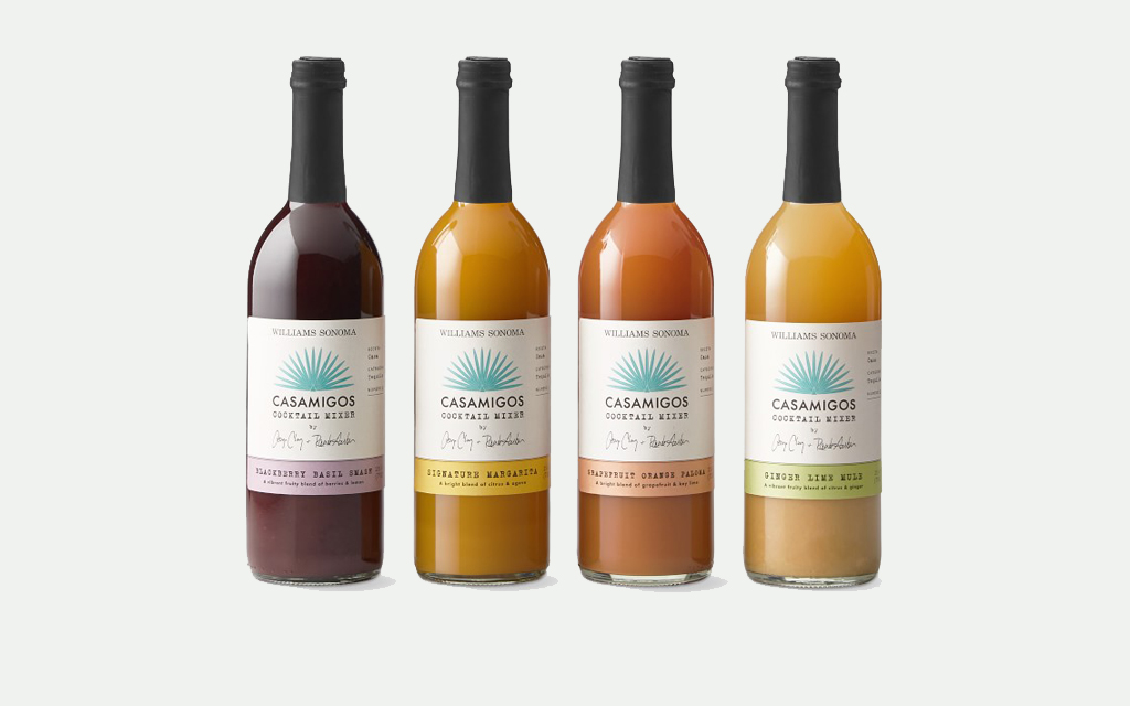 Casamigos Cocktail Mix Set
