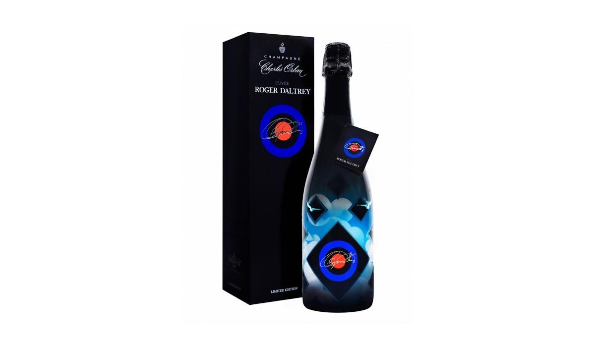 Roger Daltrey champagne