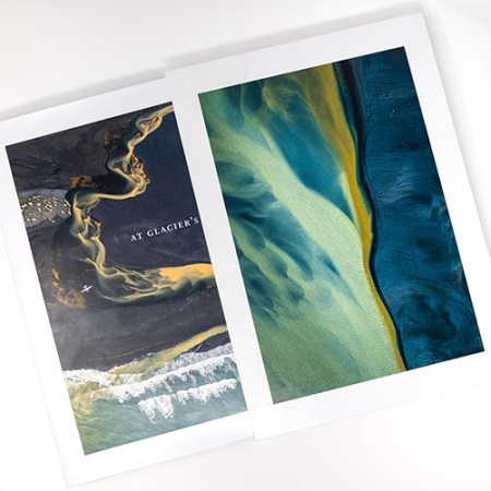 At Glacier's End Book By Chris Burkard