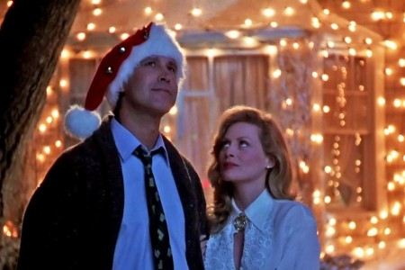 Chevy Chase best Christmas movie ever as Griswald