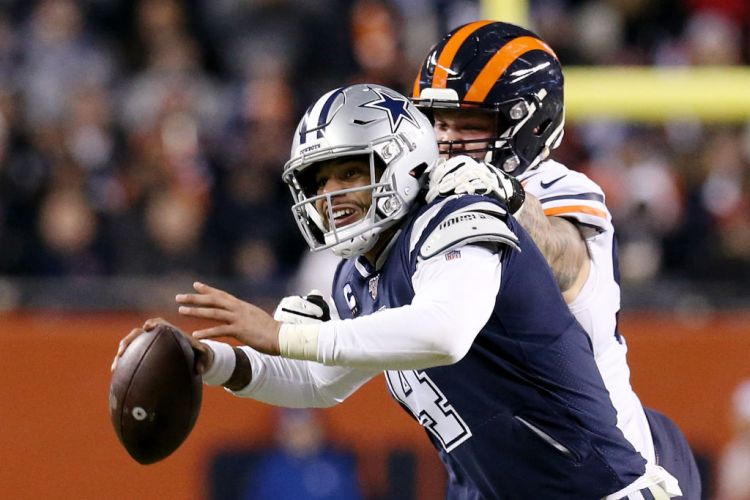 Cowboys Get Mauled by Bears but Still Have Shot at Playoffs