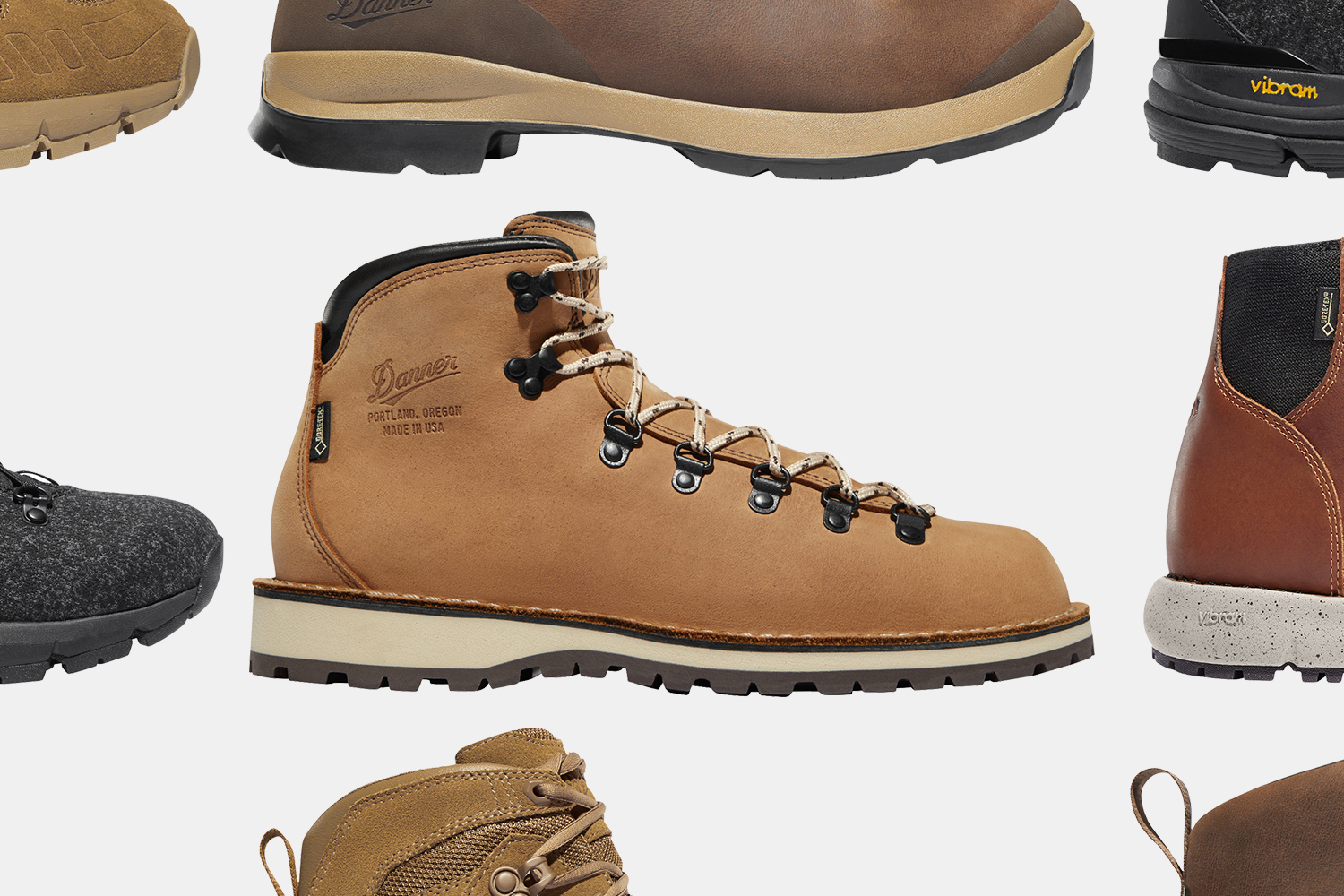 Danner Men's Hiking Boots Are on Sale
