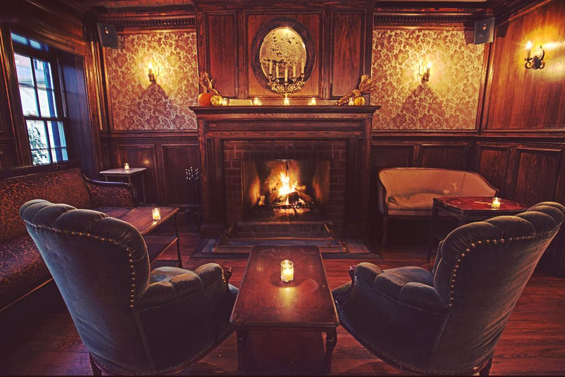 The Best DC Bars With Fireplace for Wintertime - InsideHook