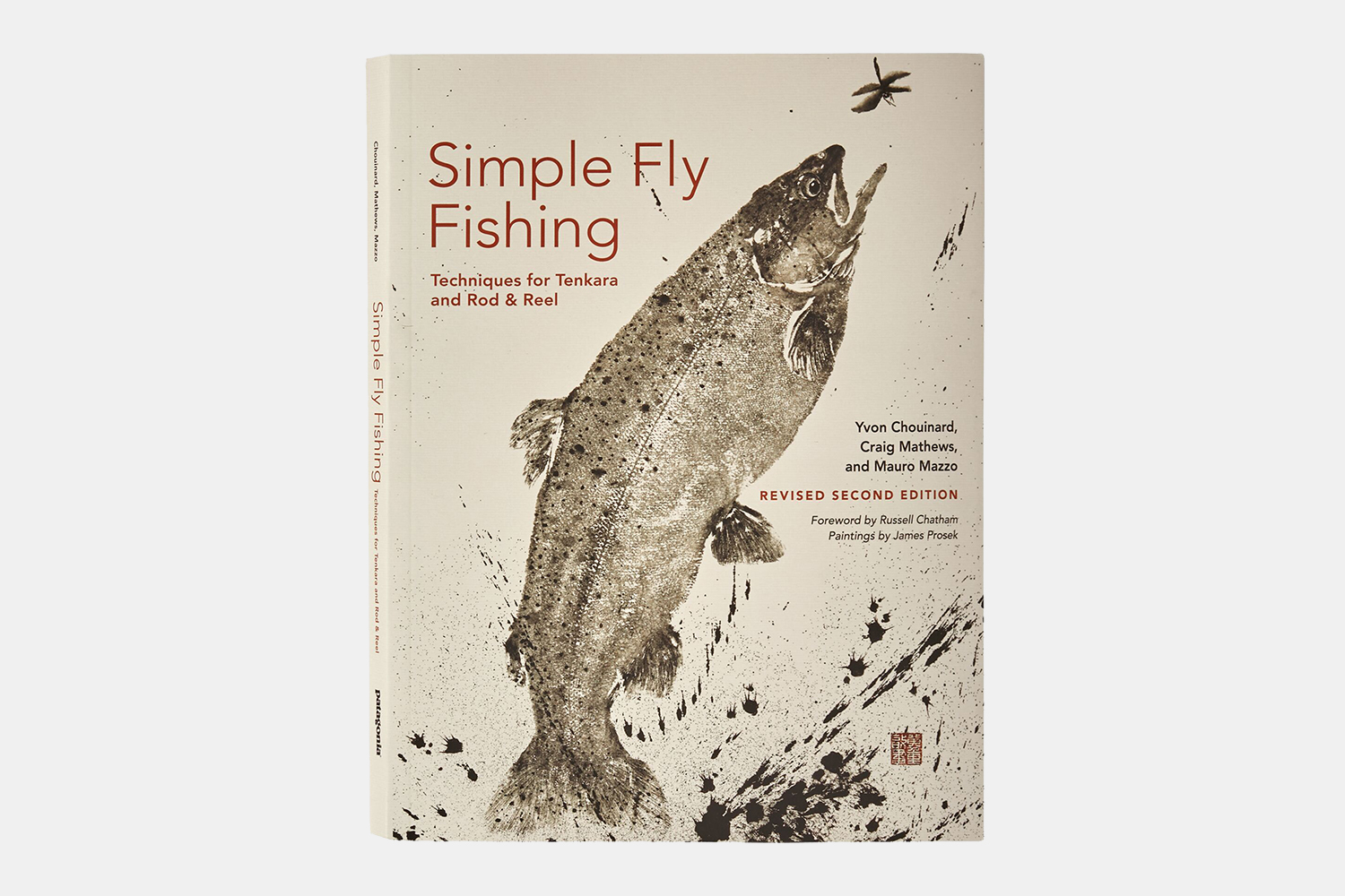 Simple Fly Fishing Revised Second Edition Patagonia Book
