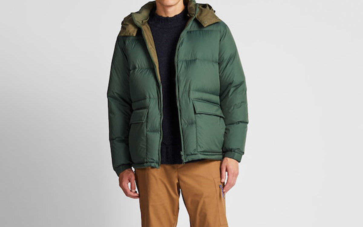 Deal: Save $80 on Outerwear From Uniqlo