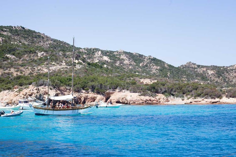 Atlas Obscura Sardinia Sailing Trip