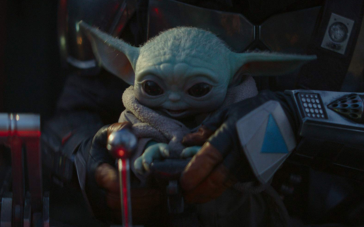 Baby Yoda March for Sale