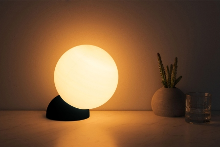 All I Want for Christmas Is This California-Made Bedside Reading Lamp