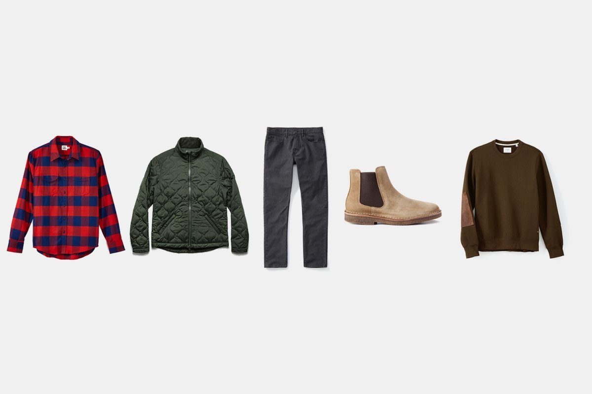 Deal: 10 Picks From Huckberry's Cyber Monday Sale