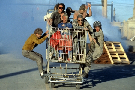Jackass Movie With Johnny Knoxville, Bam Margera Steve-O