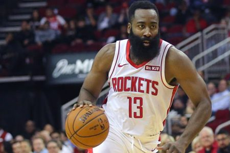 """Rockets Want Game Replayed After """"Missed"""" James Harden Dunk Not Counted"""