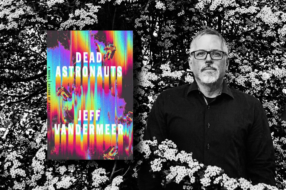 Jeff VanderMeer sci fi novelist