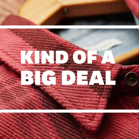 Outerknown Blanket Shirt sale