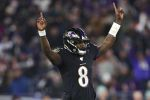 Lamar Jackson Breaks Michael Vick's Record as Ravens Rout Jets