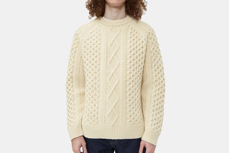 Levi's Vintage Clothing Aran Knit Sweater
