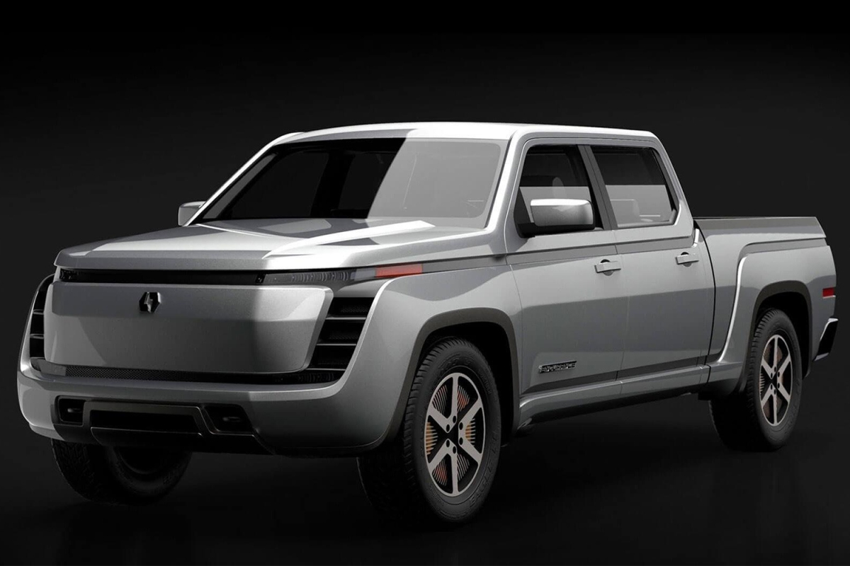 Lordstown Motors Endurance electric pickup truck