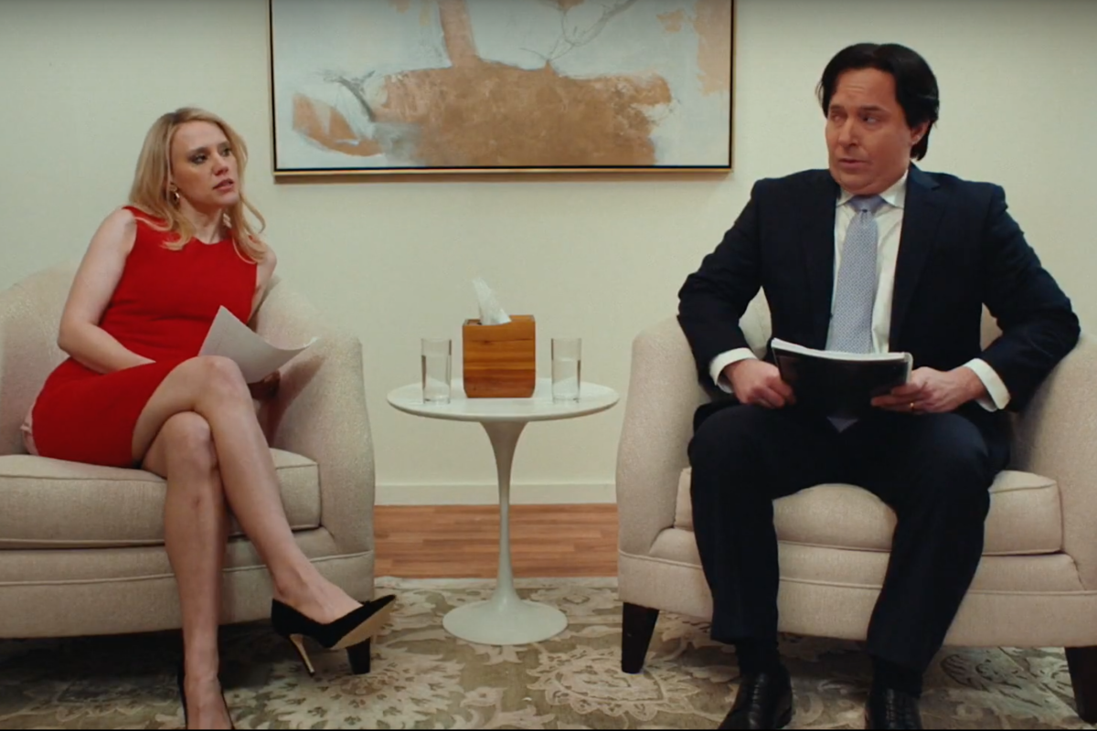 """""""Saturday Night Live"""" turns """"Marriage Story"""" into a look at Kellyanne and George Conway"""