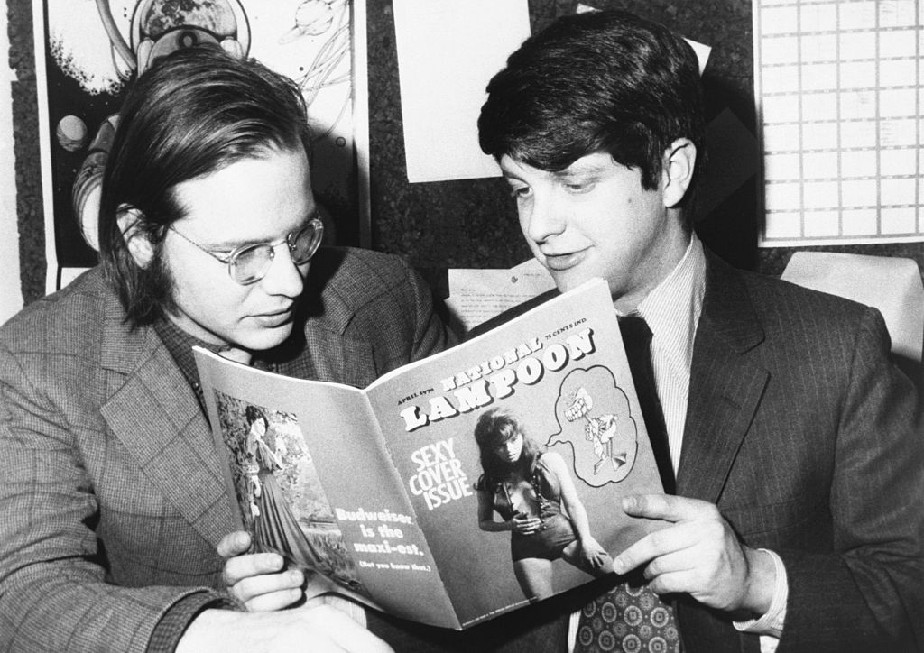 """""""National Lampoon"""" Relaunches """"Radio Hour"""" as Podcast"""