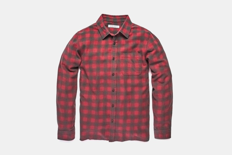 Deal: All Flannels Are $50 at Outerknown