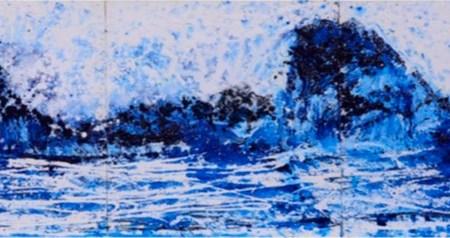 Xeo Chu painting