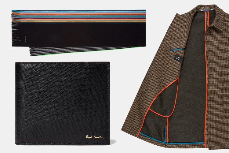 Paul Smith menswear and accessories sale