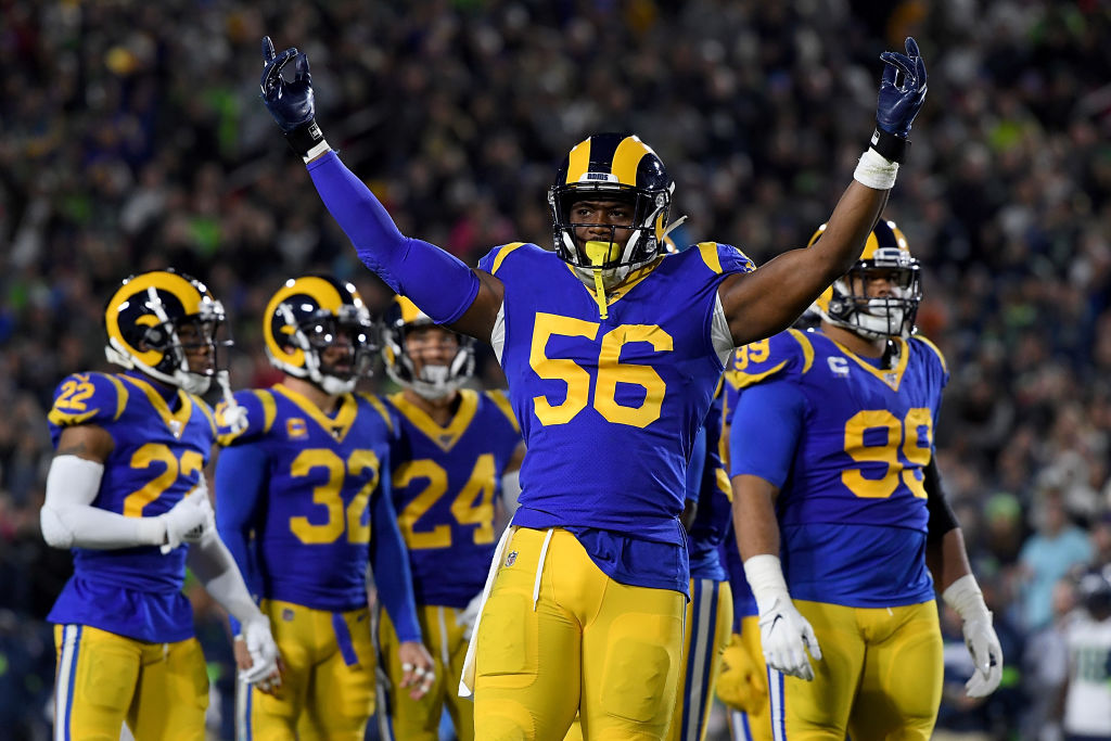 Rams Keep Playoff Hopes Alive With Huge Win Over Seahawks