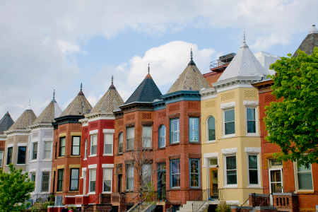 dc real estate row houses