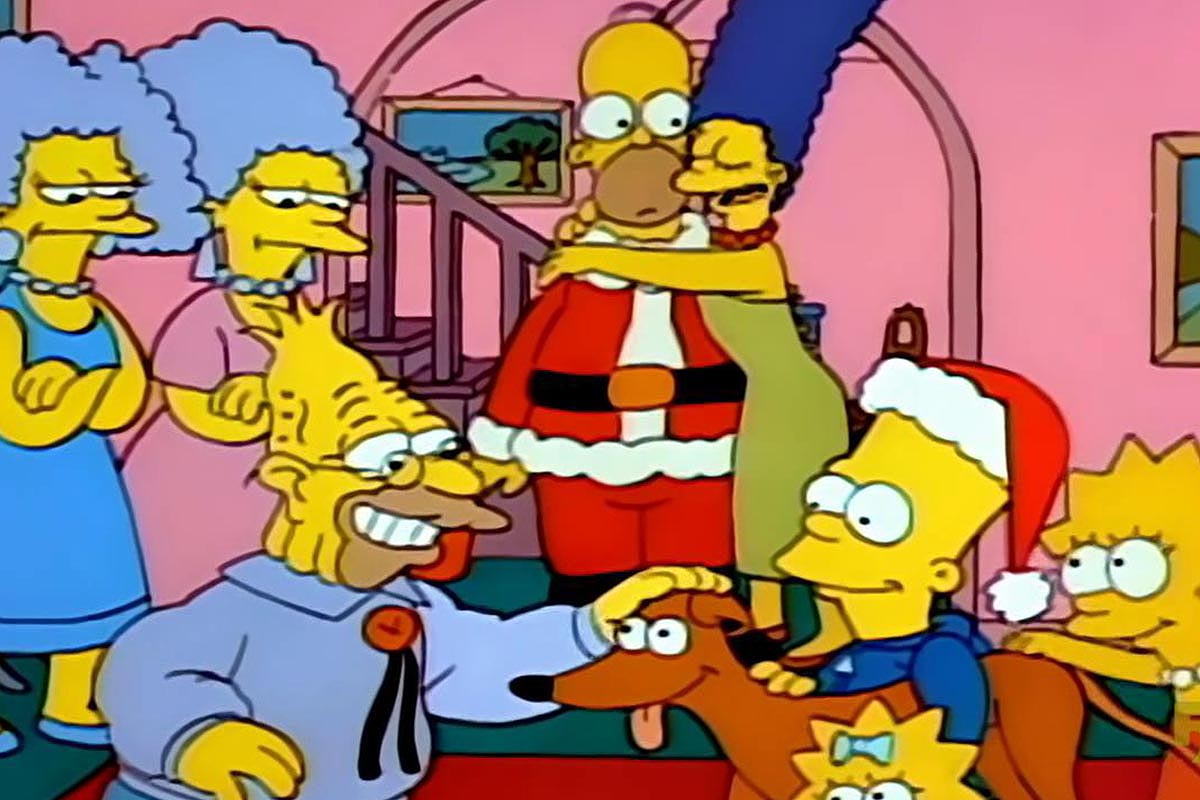 """Barney Simpson Porn the simpsons"""" first episode is still a christmas classic"""