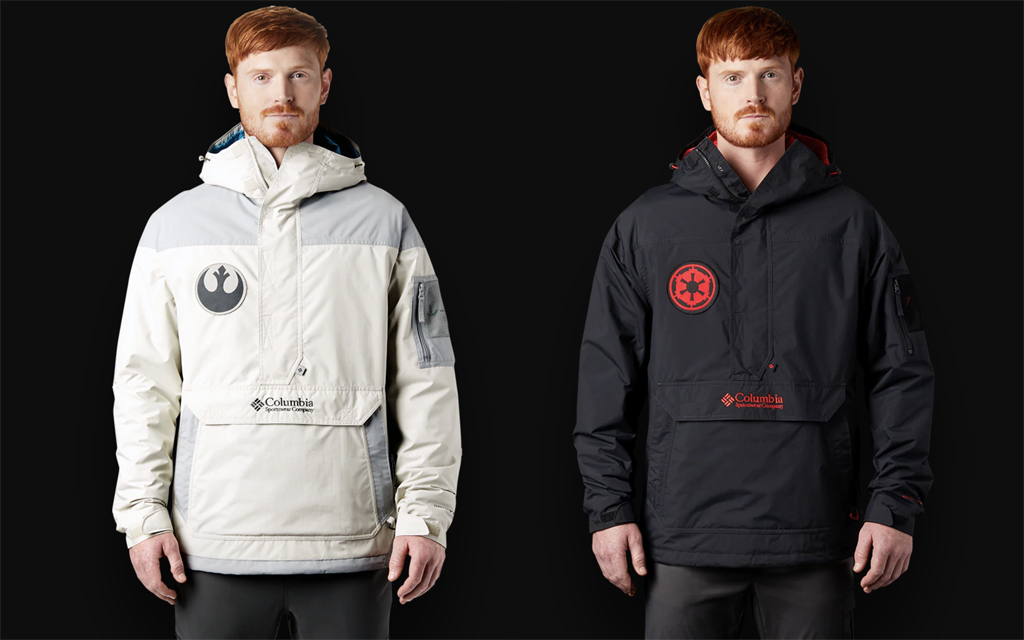 Columbia Challenger Jacket Star Wars Force Edition