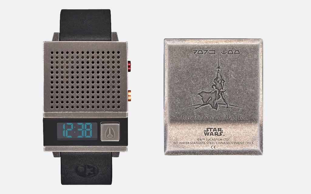 Nixon Dork Too Star Wars Watch