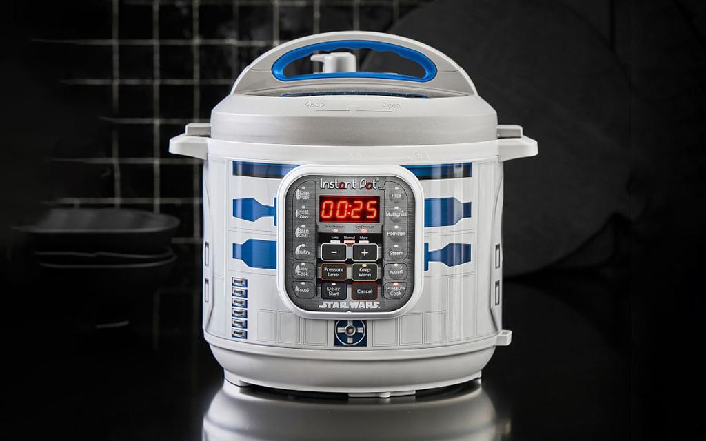 Instant Pot x Star Wars R2D2 Pressure Cooker