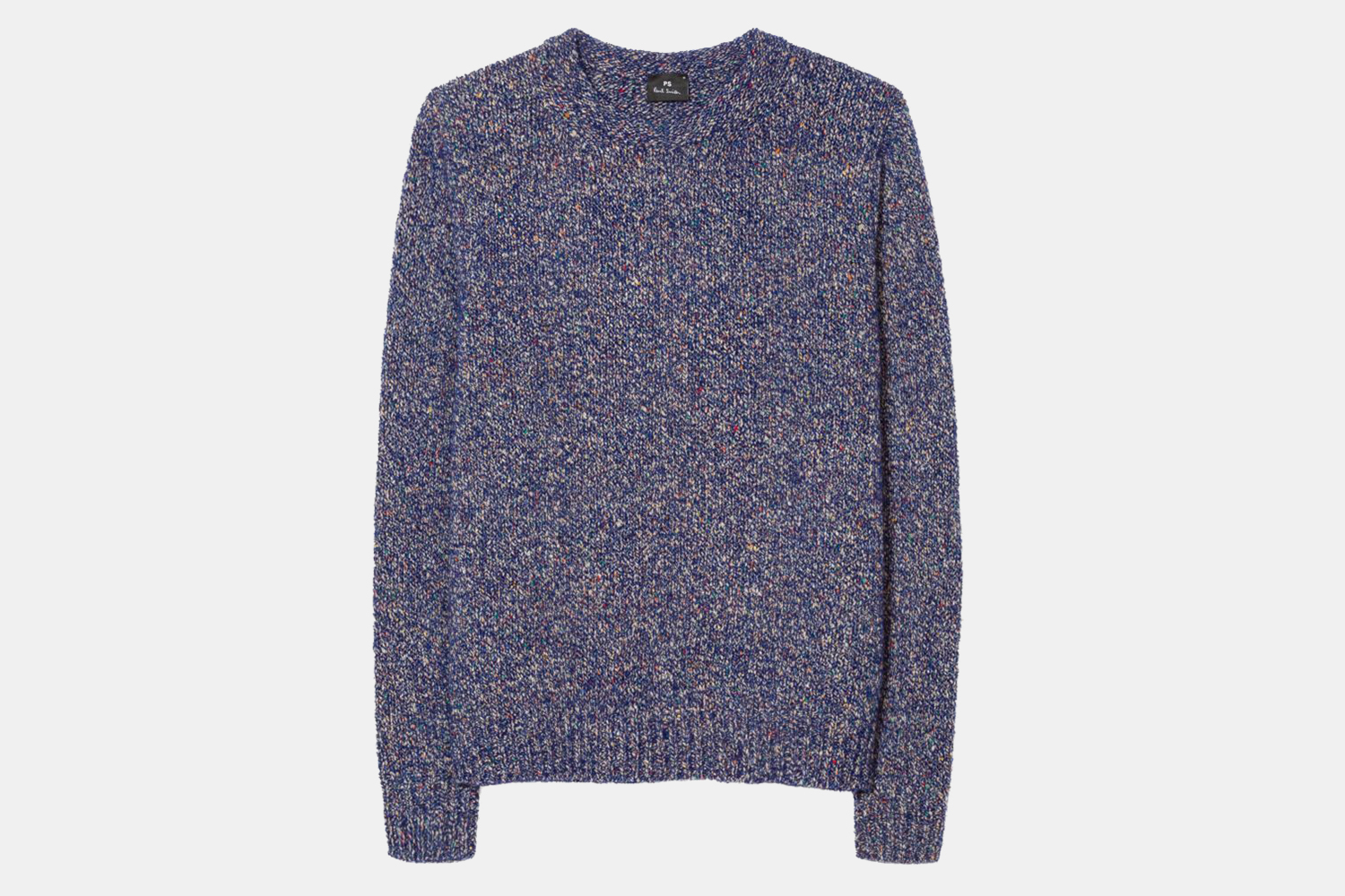 Paul Smith Oversized Wool-Blend Twisted-Yarn Sweater Sale