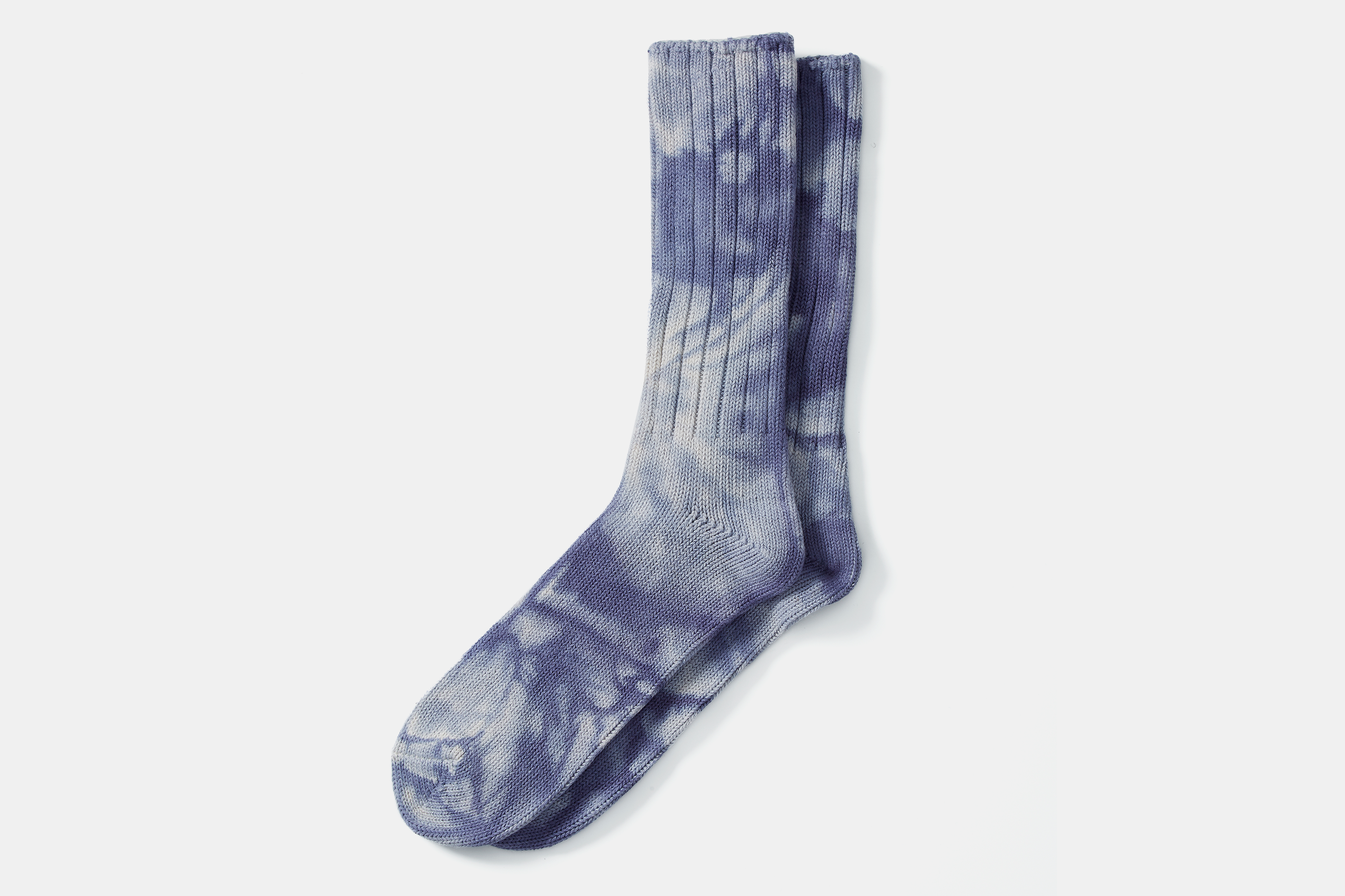 anonymous ism uneven dye sock