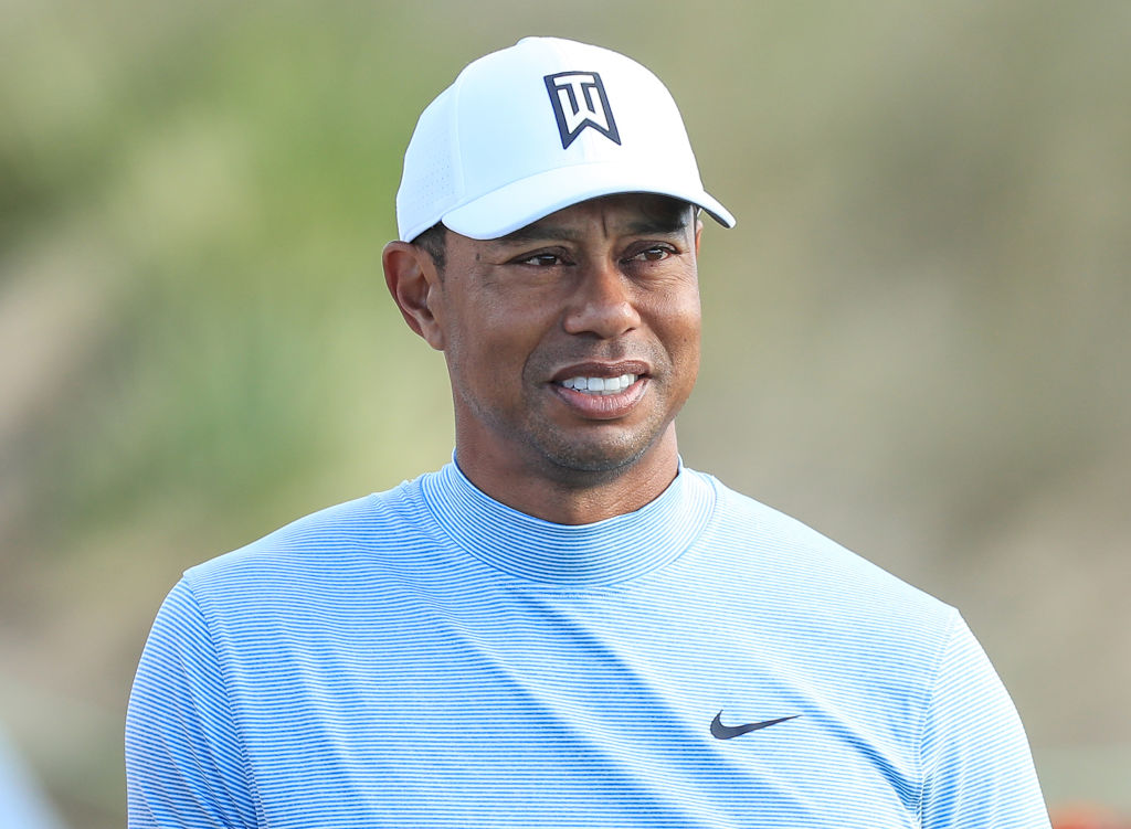 Tiger Woods Turned Down $3M o Play in Saudi Tournament