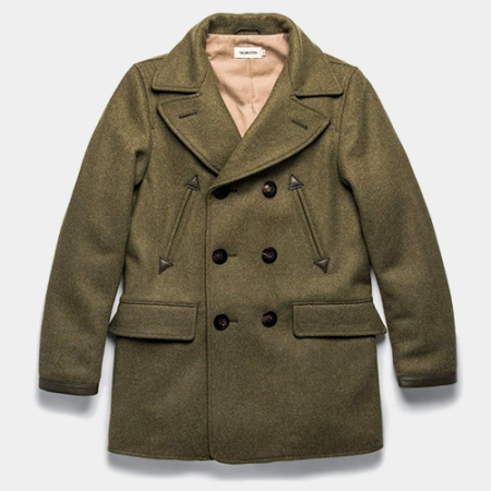 Taylor Stitch Limited-Edition Mendocino Peacoat