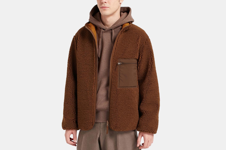 Uniqlo men's fleece jackets