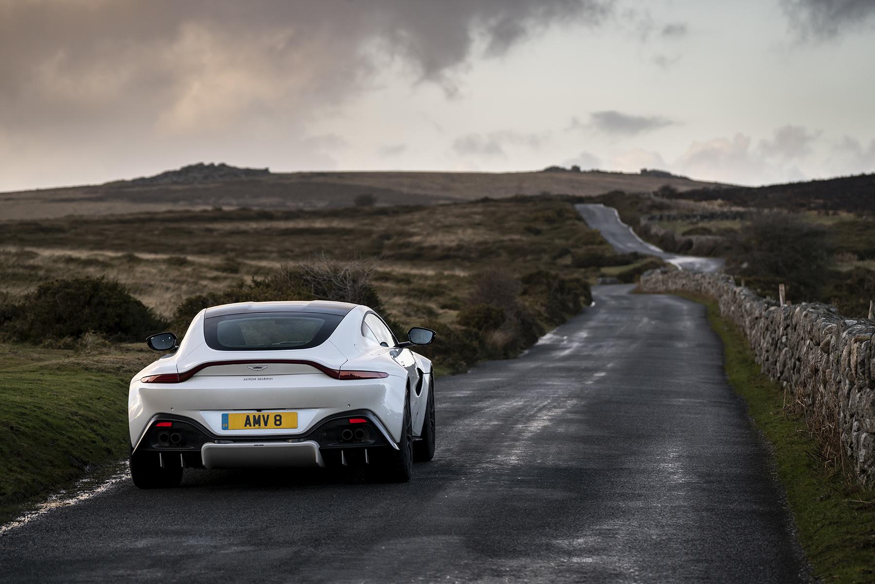 The 2020 Aston Martin Vantage Reviewed Insidehook