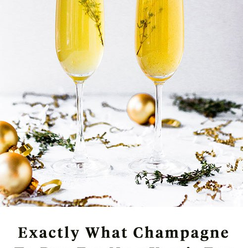 What to Drink on New Year's Eve