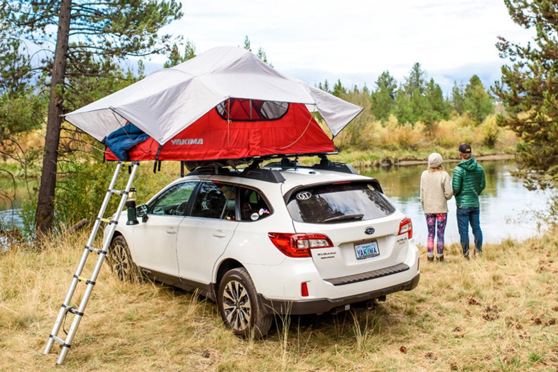 Yakima SkyRise Car Camping Tent