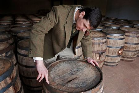 """""""If I'd started off with something a little bit more intense, like a Lagavulin or an Ardbeg or something, I might not necessarily have fallen in love with it as much as I did."""""""