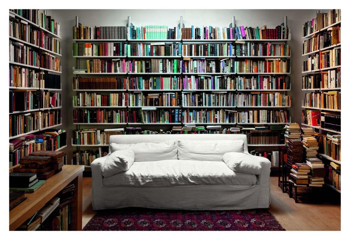 perfect bookshelf style