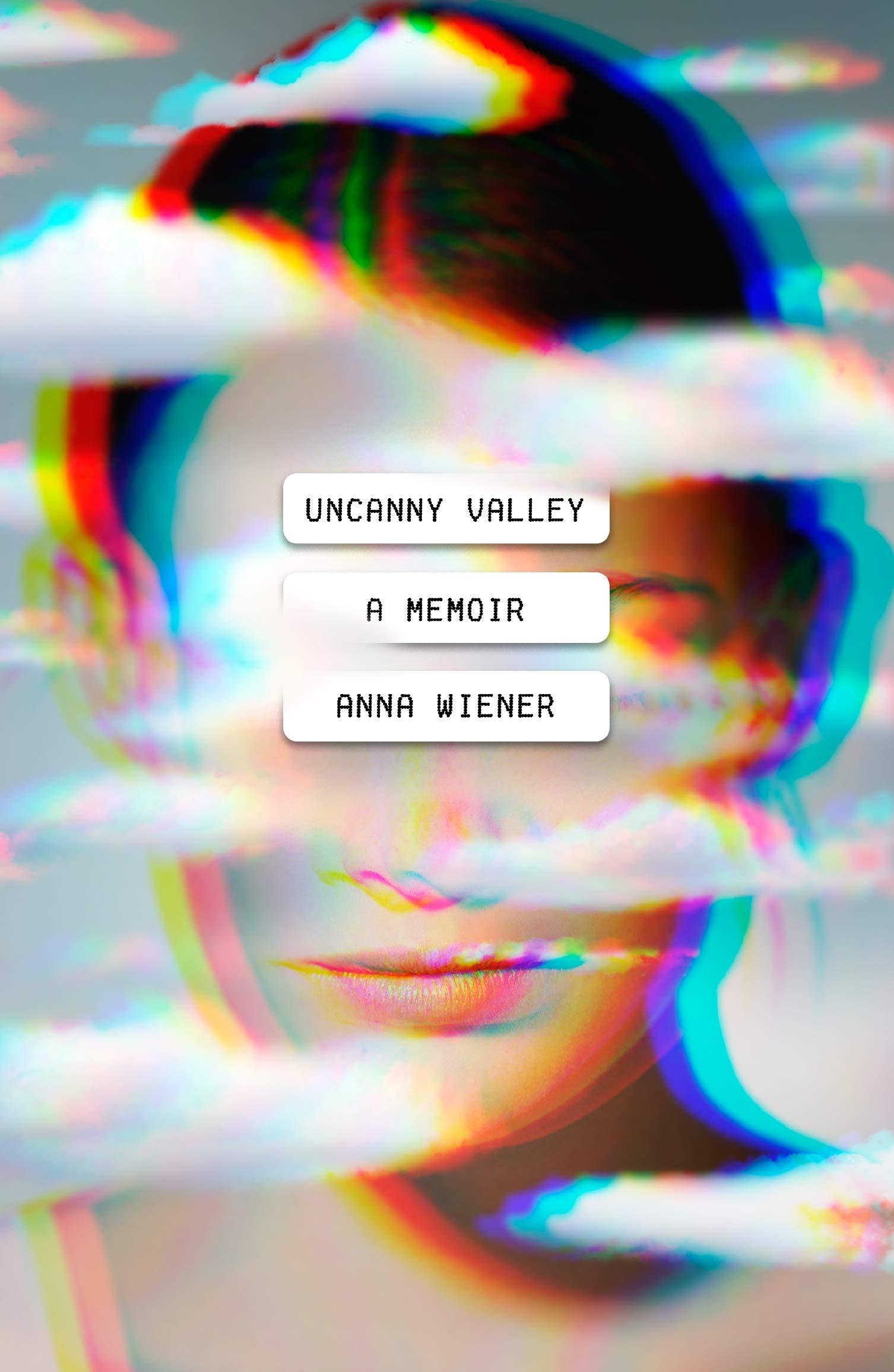 Uncanny Valley book cover FSG Anna Weiner