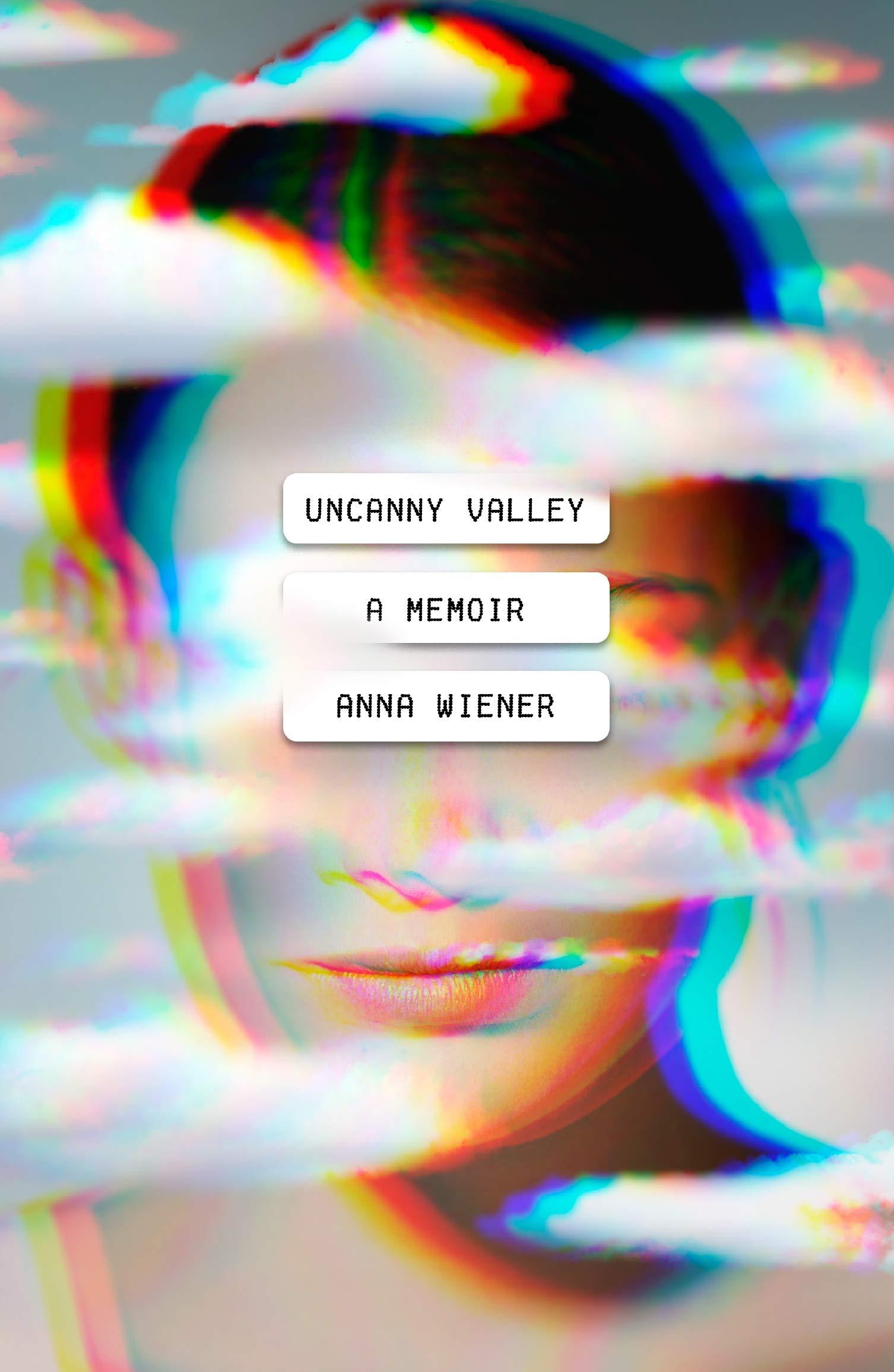 Uncanny Valley book cover FSG Anna Weiner